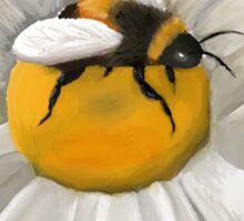You are bee-utiful! Sticker
