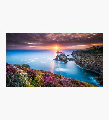 Nature Marine Rocks Photographic Print
