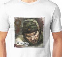 Nikolai Zombies Unisex T-Shirt