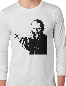 van h Long Sleeve T-Shirt