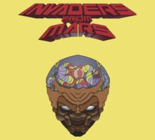 Invaders from Mars Baby Tee