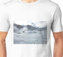 Backcountry tracks Unisex T-Shirt