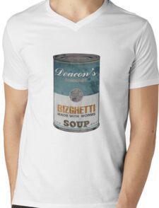 Deacon's Bizghetti Mens V-Neck T-Shirt
