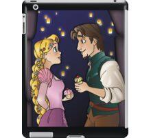 Disney Couples - Rapunzel & Flynn iPad Case/Skin