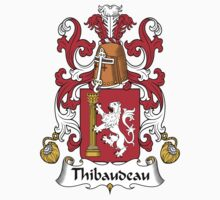 Thibaudeau Coat of Arms (French) by coatsofarms