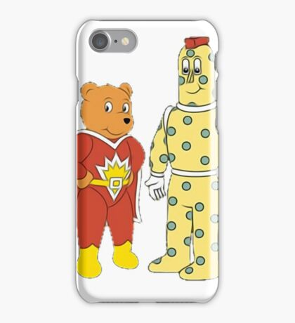 SuperTed & Spotty iPhone Case/Skin