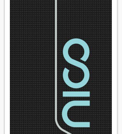 Nico Rosberg 2016 world champion f1 Sticker
