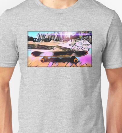 Skate is Art Unisex T-Shirt