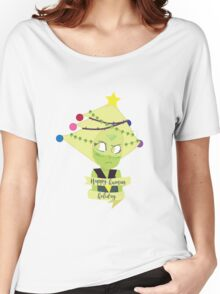 Space Gem Holiday Women's Relaxed Fit T-Shirt