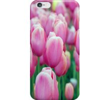 Pretty Pink Tulips iPhone Case/Skin