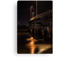 Gilchrist Bridge  Canvas Print