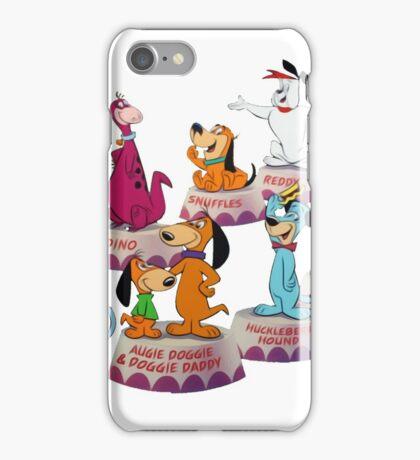 Hanna-Barbera Dog Training iPhone Case/Skin