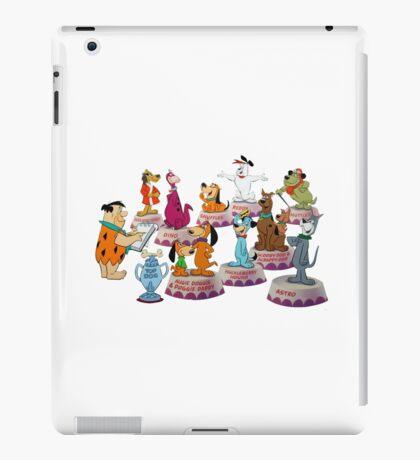Hanna-Barbera Dog Training iPad Case/Skin