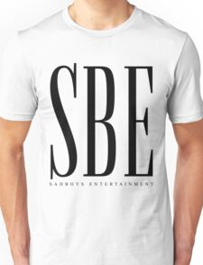 SBE - Sadboys Entertainment Black Unisex T-Shirt