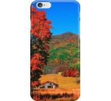 AUTUMN,CADES COVE iPhone Case/Skin