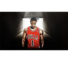 Derrick Rose Photographic Print