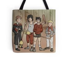 Early Morning Training Tote Bag