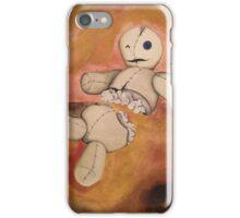 Black Dollia v.2 iPhone Case/Skin