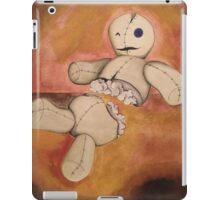 Black Dollia v.2 iPad Case/Skin