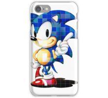 Sonic the Hedgehog (Sega) iPhone Case/Skin
