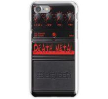 Death Metal!! iPhone Case/Skin