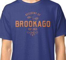 Brookago Resident (NYK Edition) Classic T-Shirt