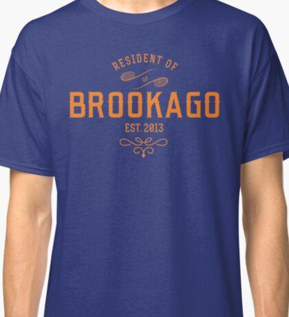 Brookago Resident (NYK Edition) Classic T-Shirt