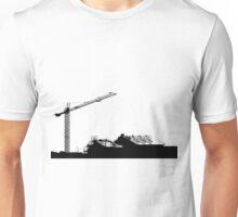 Procrastinating Crane Unisex T-Shirt