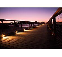 Bridge between Barwon Heads and Ocean Grove Photographic Print