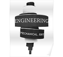 Engineering mechanical Poster