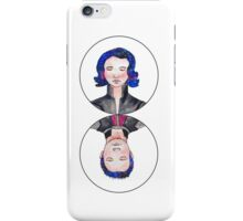 Hawkeye and Black Widow iPhone Case/Skin