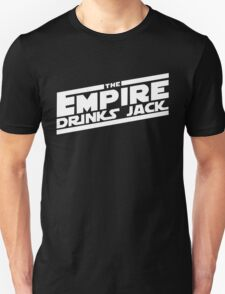 The Empire Drinks Jack Unisex T-Shirt