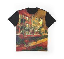 LONDON STREET SCENES 10D-T Graphic T-Shirt