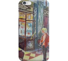 Cafe Florian, Piazza San Marco, Venice iPhone Case/Skin