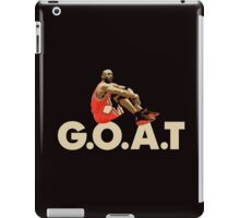 The G.O.A.T iPad Case/Skin