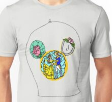 Beauty & The Beast MM Ears Unisex T-Shirt