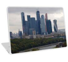 Moscow Skyline Laptop Skin