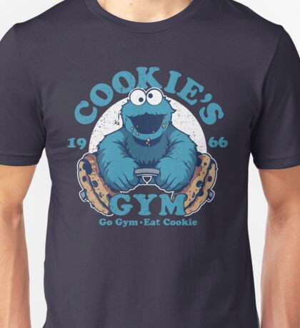 Cookie's Gym Unisex T-Shirt