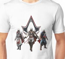 Ezio Auditore, the best Assassin Unisex T-Shirt