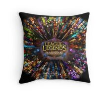 League of Legends Dominion Throw Pillow