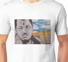 Wesley Willis Portrait Unisex T-Shirt