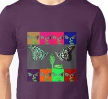 Butterflies Flirting Unisex T-Shirt