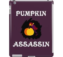 Pumpkin Assassin iPad Case/Skin