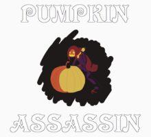 Pumpkin Assassin Kids Tee