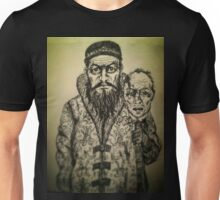Ivan the Terrible ink drawing Unisex T-Shirt