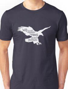 Wit Beyond Measure is Man's Greatest Treasure Unisex T-Shirt