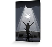 Altar of The Sun (Dark Souls) Greeting Card