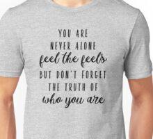 Feel the Feels Unisex T-Shirt