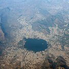 India Aerial Photo Ajmer India by stuwdamdorp