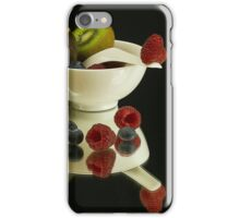 Fruit Overboard iPhone Case/Skin